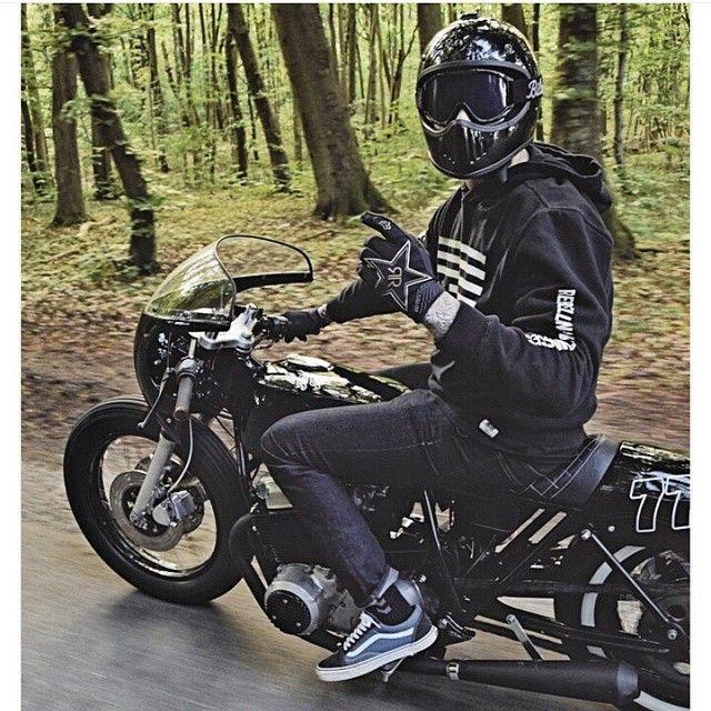 Mercenary Made Men Bikes MadeMen MercenaryGarage