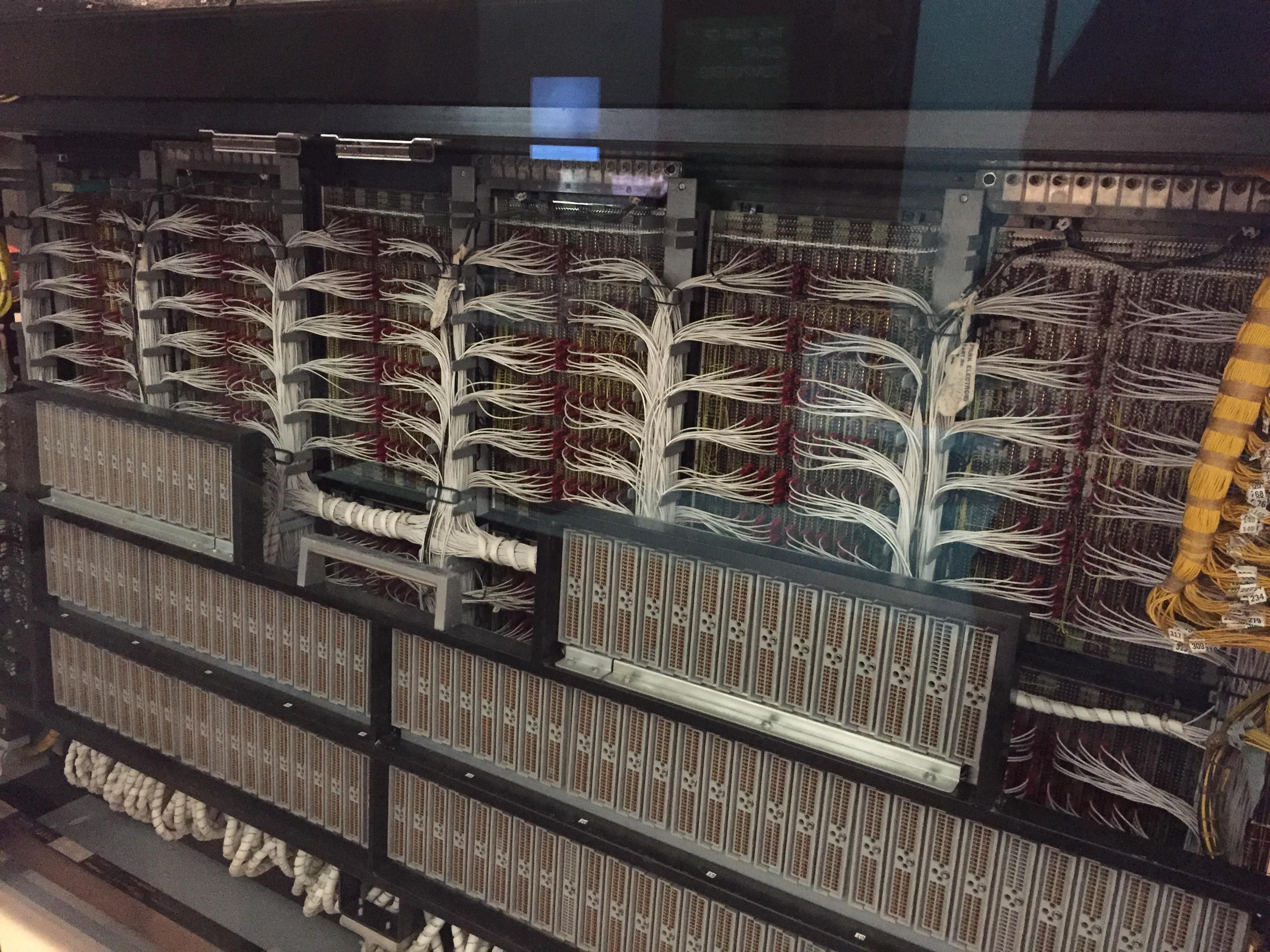Ibm system 360195 c 1971 historia de la computadora