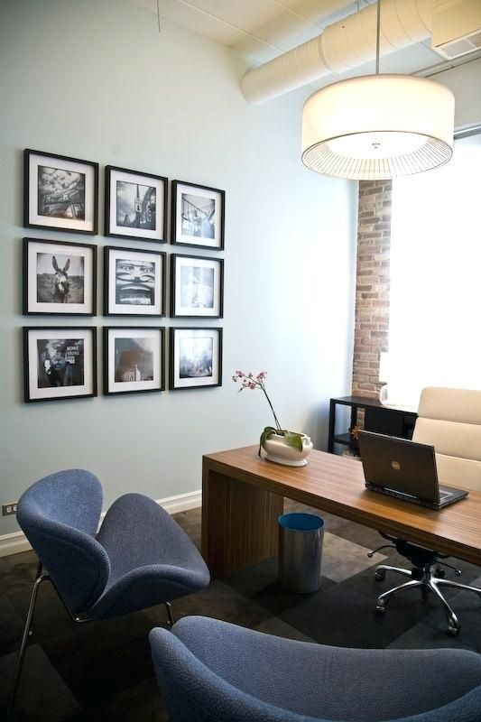 Home Design Business Ideas: Executive Office Decorating Ideas The Group Real Estate