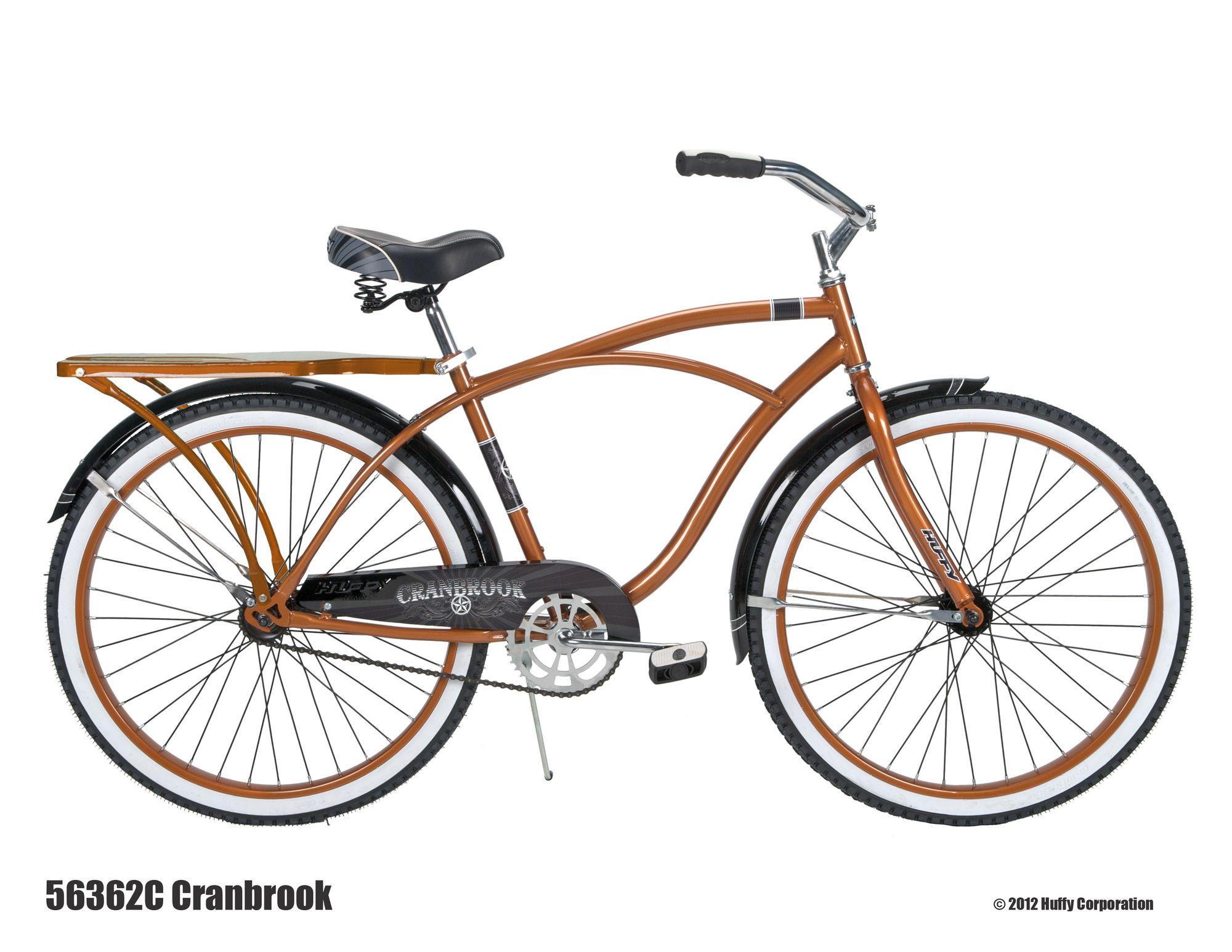 Huffy Mens Cranbrook 26 Cruiser 148 00 Walmart Canada Bike