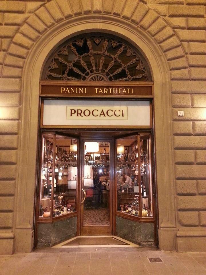 Procacci Florence Restaurant Reviews Tripadvisor