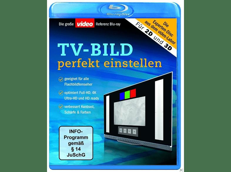 Tv-bild Perfekt Einstellen [blu-ray]