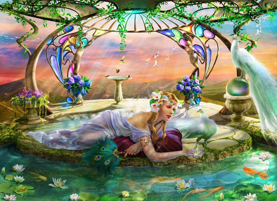 Картинки райские девочки