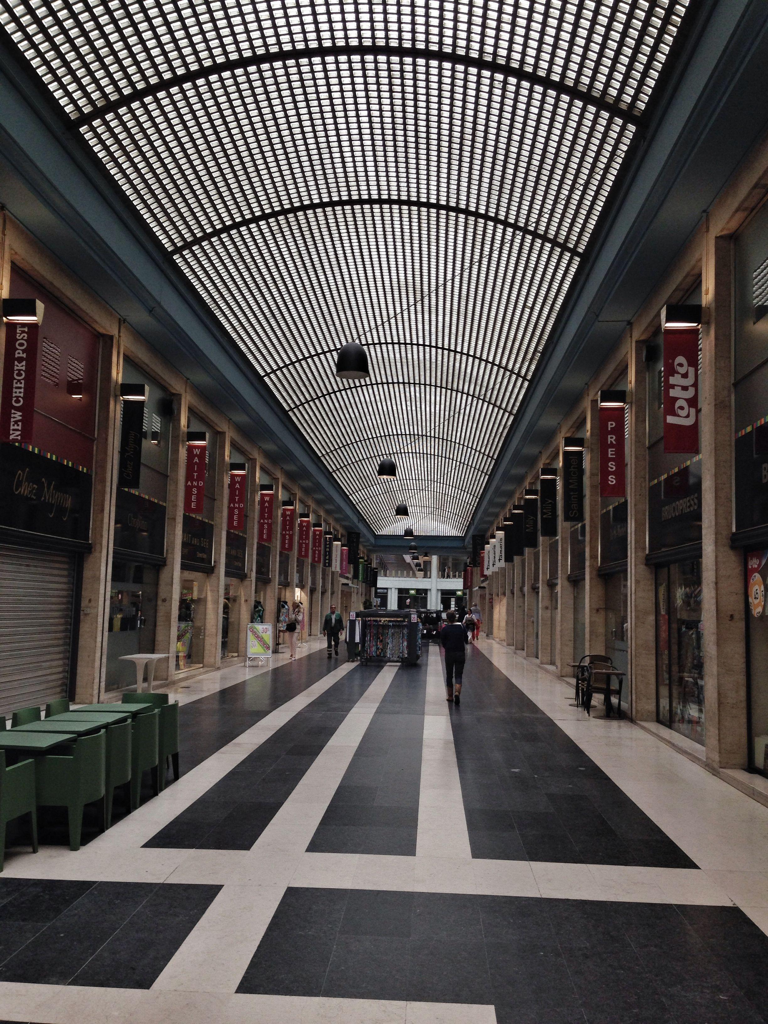 Galerie Ravenstein Ravensteingallerij Ravenstein Galerij Steden