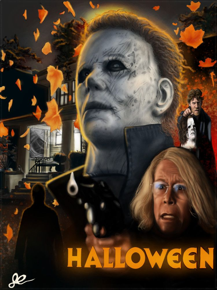 Halloween 2018 Fan Poster.The Night He Came Home Again Halloween 2018 Fan Posters