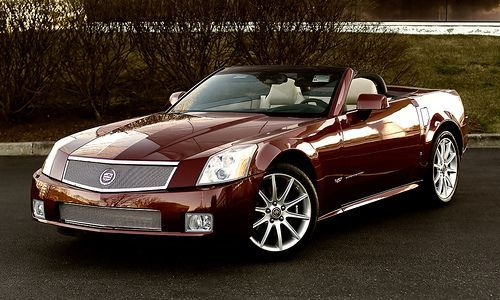 Cadillac Sports Car The XLR Coupe