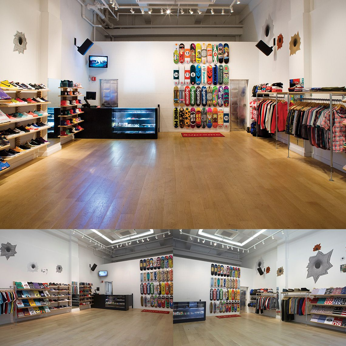 Supreme NY 274 Lafayette Street NYC 10012  acd5a85151