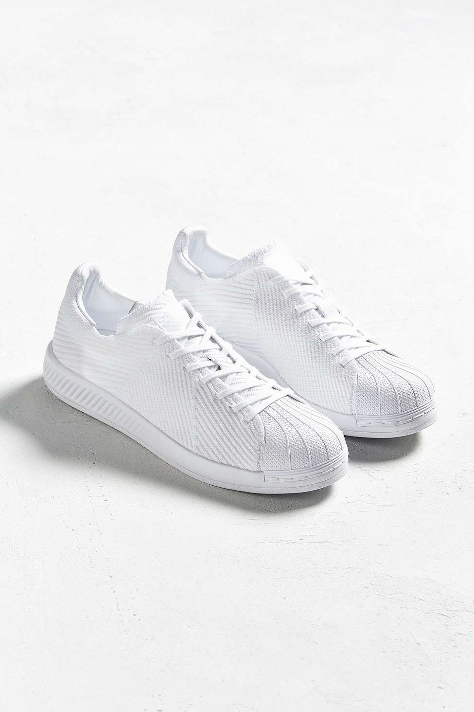 watch cb684 cd9fc Shop adidas Superstar Bounce Primeknit Sneaker at Urban Outfitters today.  We carry all the latest styles, colors and brands for you to choose from  right ...