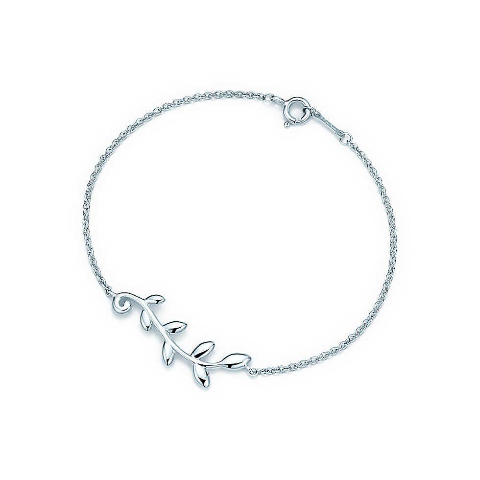 Tiffany Amp Co Paloma Picasso 174 Olive Leaf Vine Bracelet
