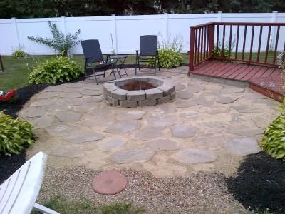 patio pavers from Lowes   Dream garden, Patio, Lowes home ... on Lowes Patio Design id=49552