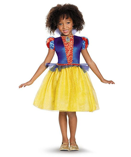 Disney Princess Classic Snow White Dress - Kids Kid, Princesses - princess halloween costume ideas