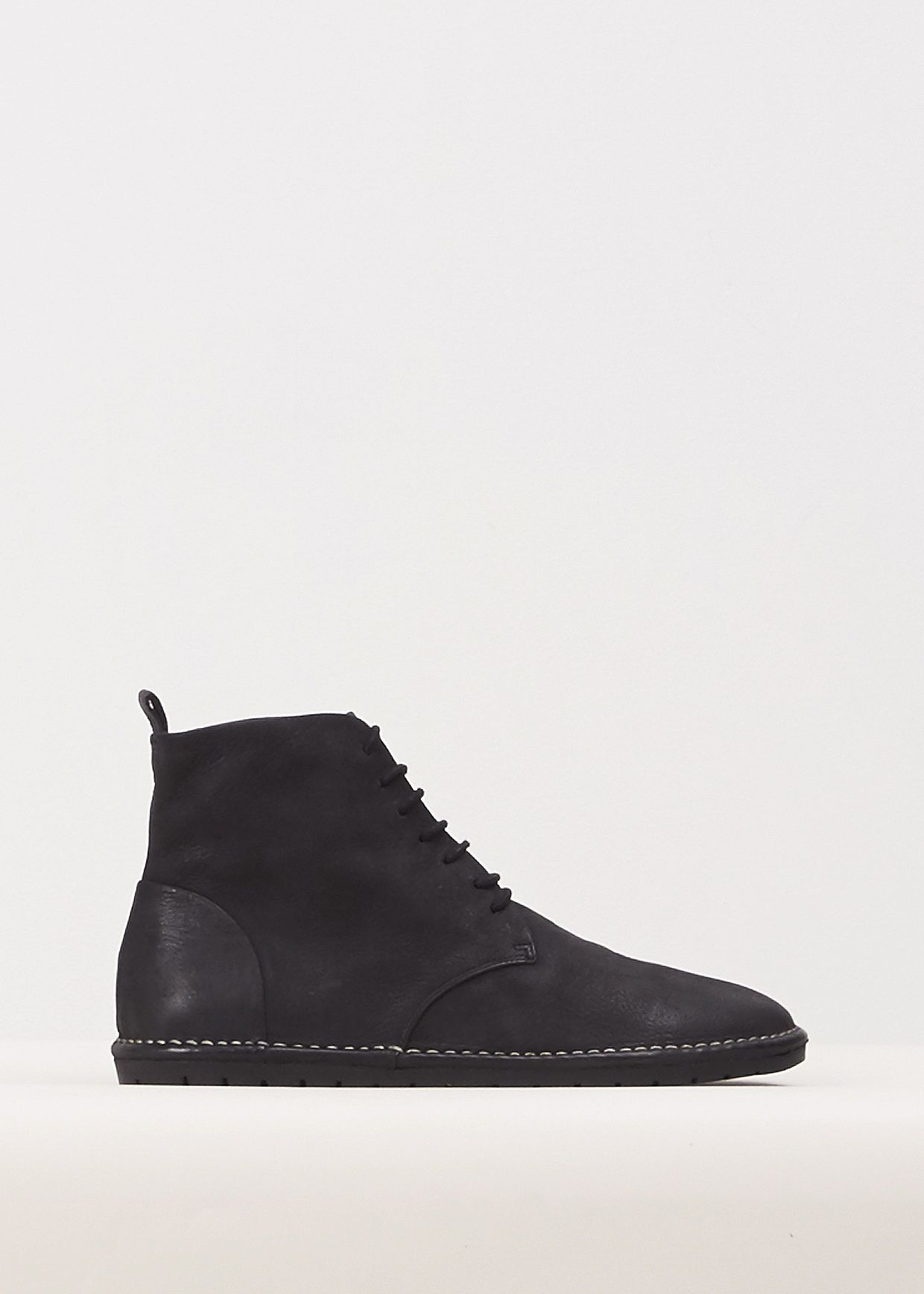 Totokaelo MAN - Marsell Black Sancrispa Field Boot