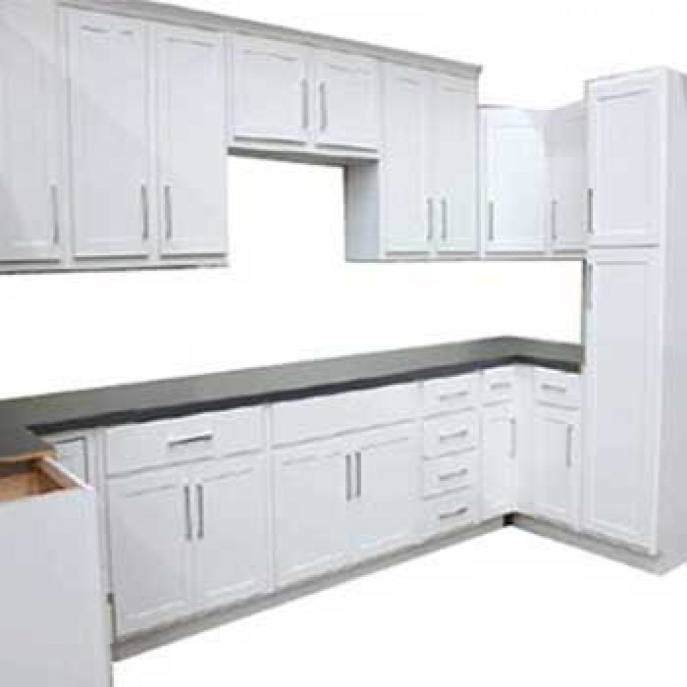 Surplus Kitchen Cabinets Near Me Arctic White Shaker Cabinets Visit Our Showroom At Builders Surplus Kitchen Cabinets For Sale Kitchen Cabinet Styles White Shaker Cabinets Kitchen Cabinets San Diego