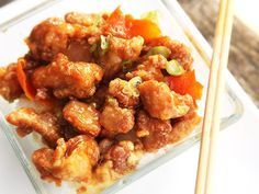 The Best Chinese Orange Chicken #chineseorangechicken Orange Chicken. #chineseorangechicken