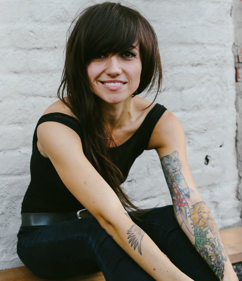 Bangs - If I grow mine out, this is for me!