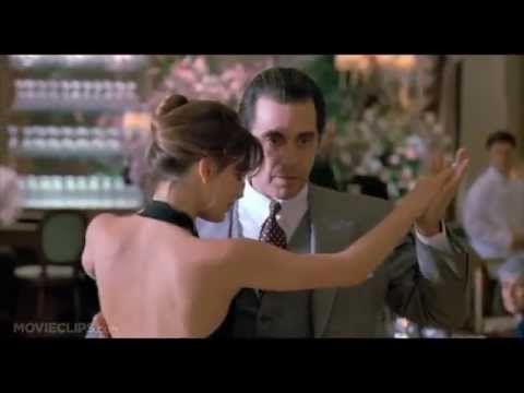 Scena di tango nel film Profumo di donna (1992) HD - YouTube