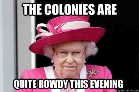 The Queen hates Independence Day!