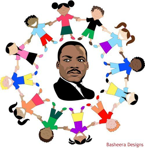Explore this interactive image: Martin Luther King Jr. by TeachHUB (links to resources, lessons, video, etc.)