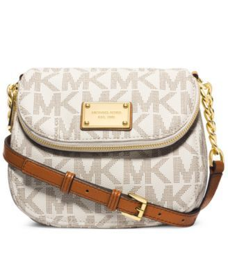 80beeb3dbbe3 MICHAEL Michael Kors Jet Set Item Flap Crossbody | Style | Handbags ...