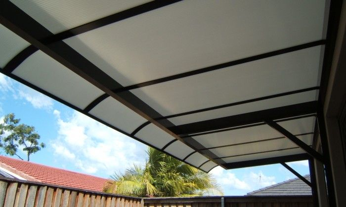 Carbolite Awnings Available In A Variety Of Shapes Such As Flat