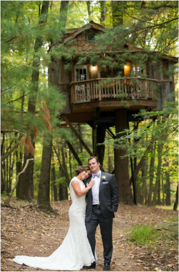 The Mohicans The Grand Barn Wedding Center Treehouse Wedding Barn Wedding Venue Barn Wedding