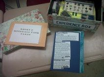 experience box for social studies help kids go back in time experience box for social studies help kids go back in time artifacts and documents