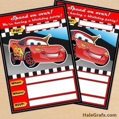 free printable disney cars lightning