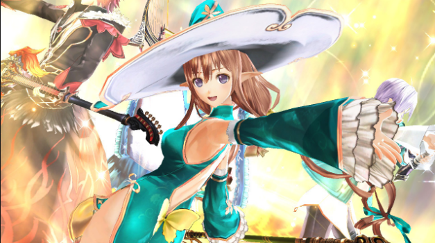 Shining Resonance Refrain is a Japanese roleplaying game