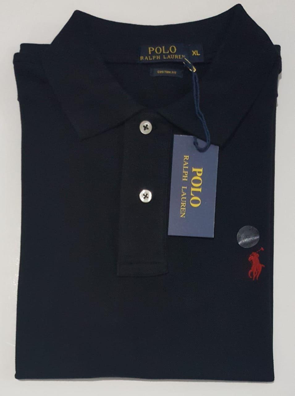 Wholesale Quality Cotton Pique Fabric Polo Shirts Breathable Plain
