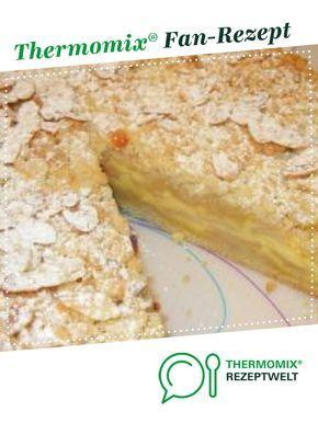 Photo of Apple sour cream under almond crumbs