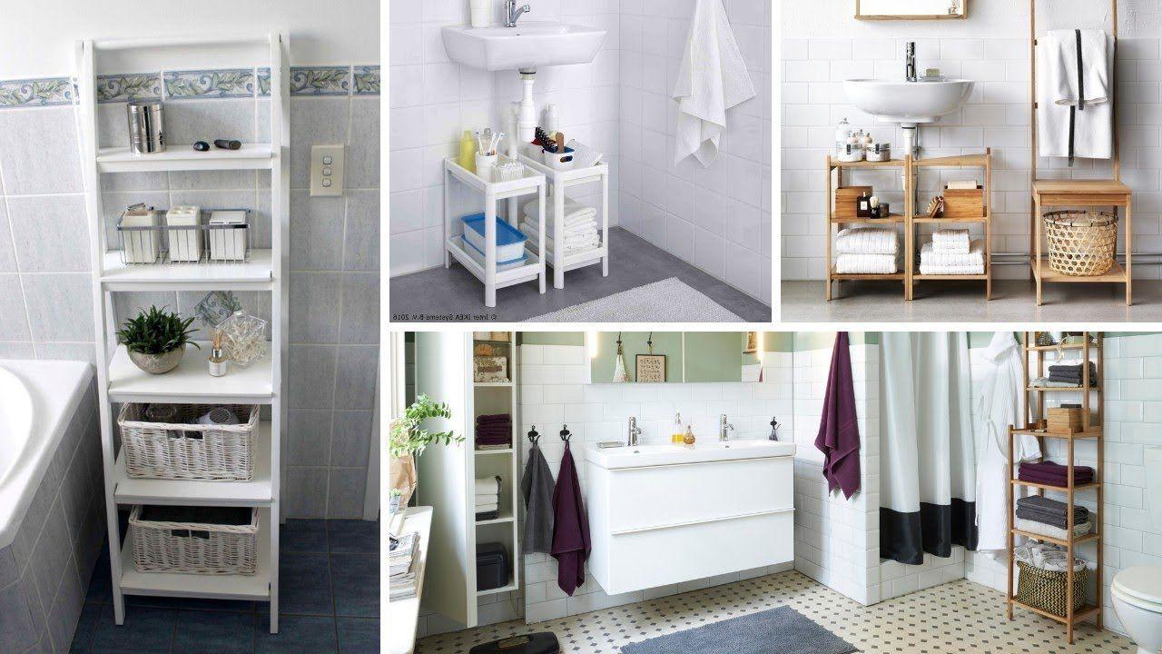 50 ikea small bathroom storage ideas  small bathroom