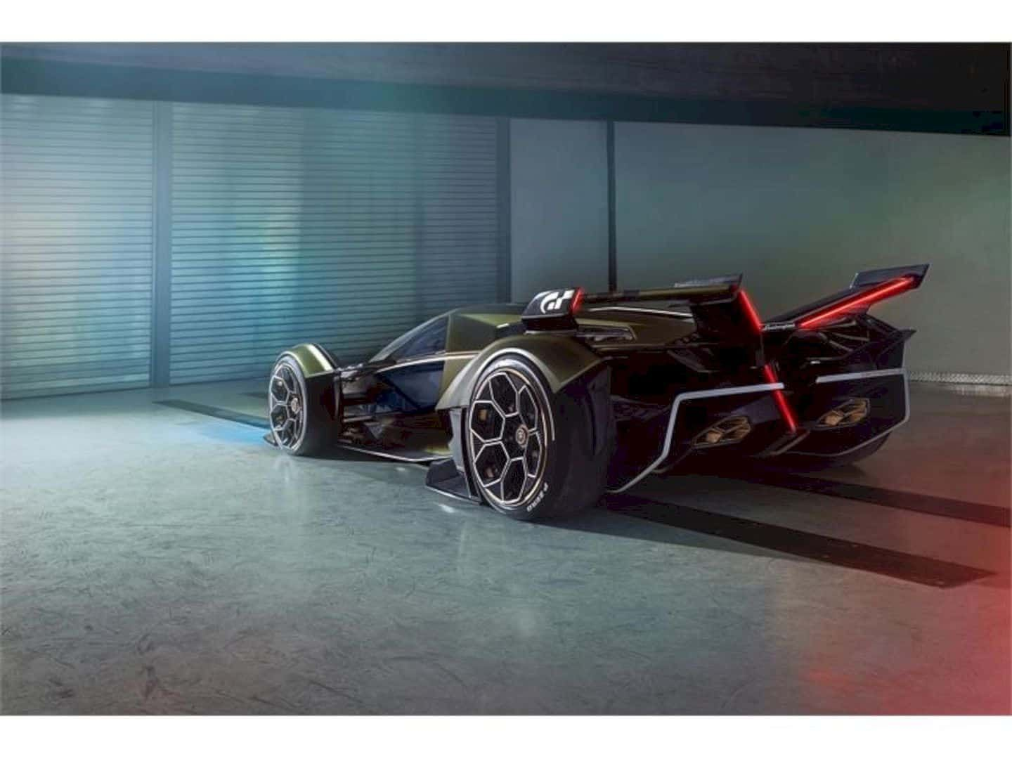 A new concept car is presented by Automobili Lamborghini called Lamborghini Lambo V12 Vision Gran Turismo. It is a highly visionary concept 'fun to drive' within the iconic racing game Gran Turismo Sport digital environment for Sony PlayStation 4. This stylish concept will be virtually available from spring 2020.