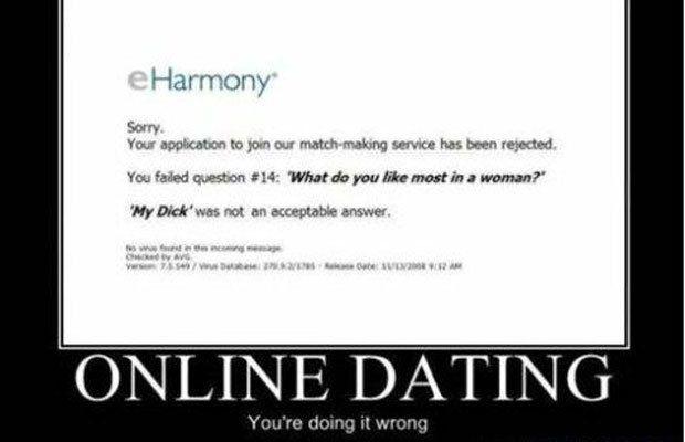 Funny Internett dating sitater hvor ofte skal jeg teksten fyren jeg er dating