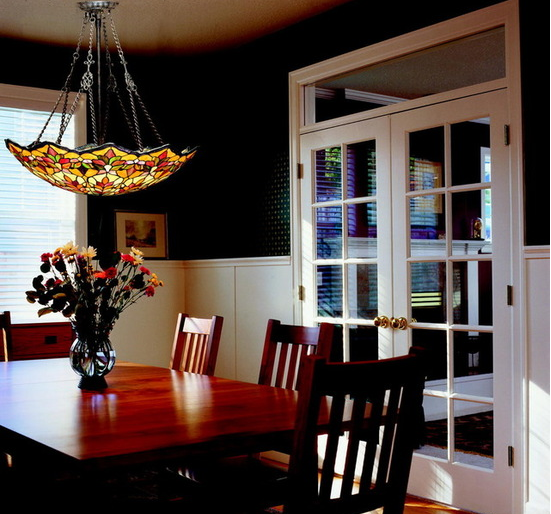 Nice Pictures Of Tiffany Lamps Used In Living Rooms And Dining