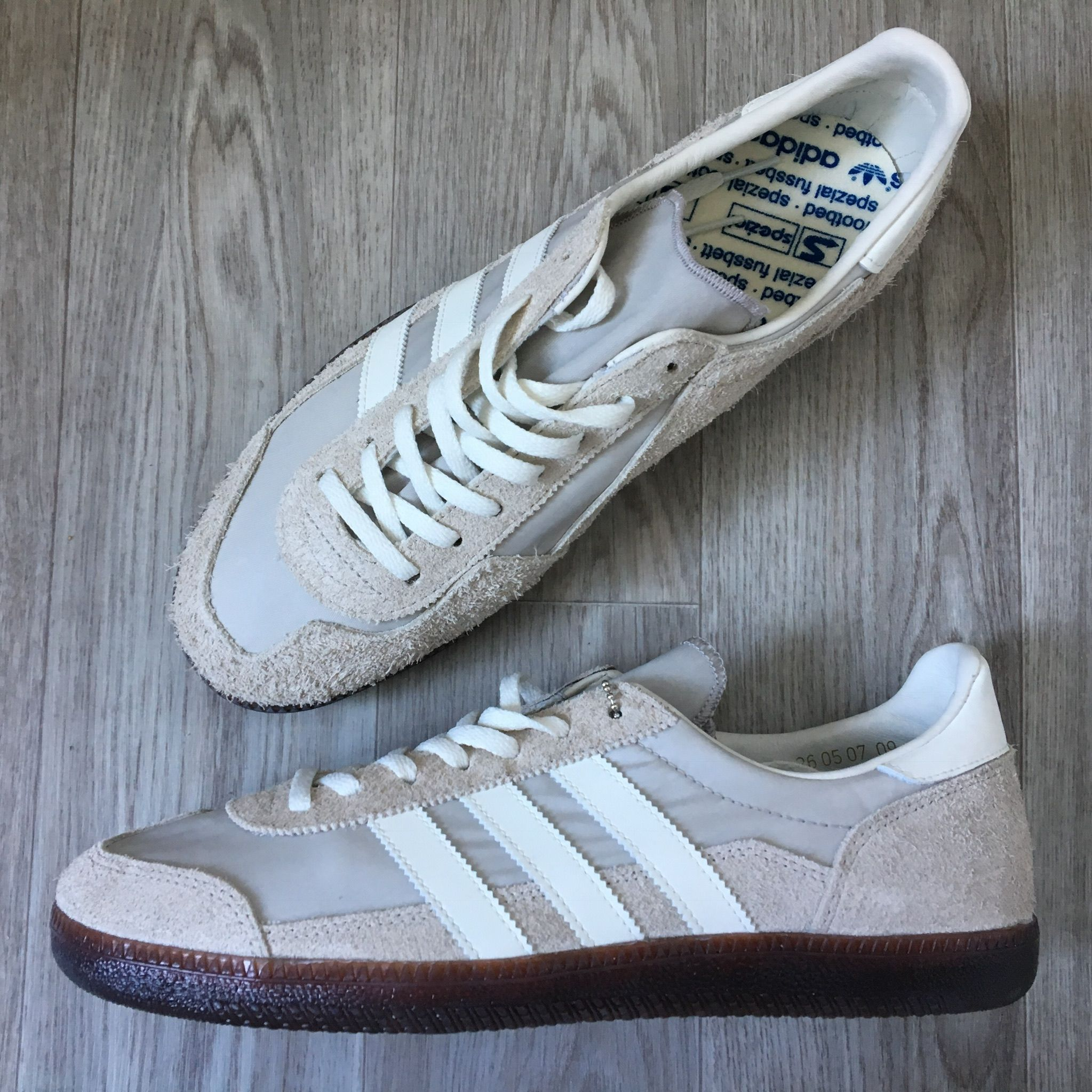 Adidas Wensley SPZL. Article: BA7727