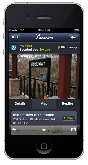 Location Scouting App for Photographers   ShootLocal