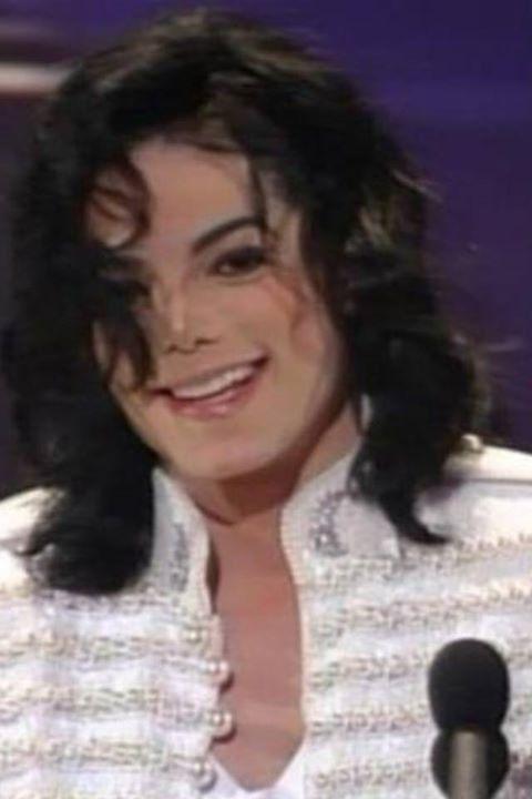 Michael Jackson.  So beautiful - that SMILE!!