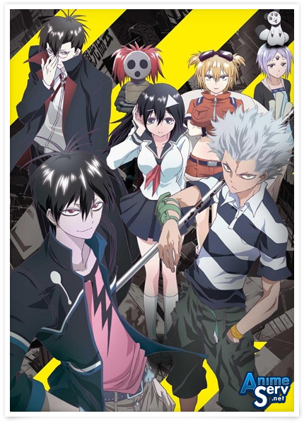 Blood Lad (2013) Séries anime, Animé, Dessin animé