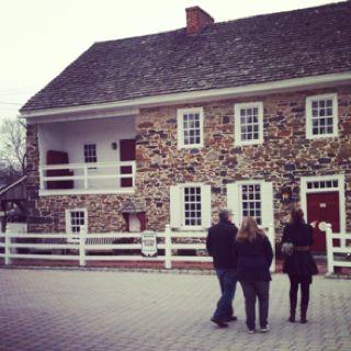 Dobbin House Tavern Gettysburg Pa House Styles House Outdoor Decor
