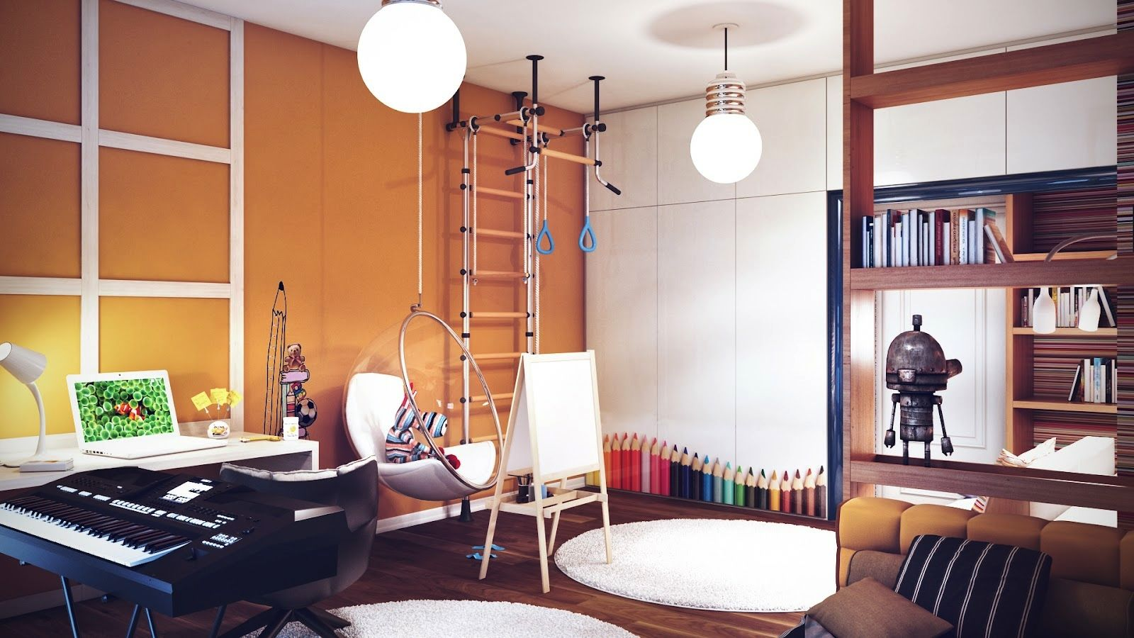 Basement Makeovers For Teenagers Teenage Girls Bedroom Ideas - Cool teenage girl bedroom ideas tumblr