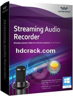 streaming audio recorder registration key