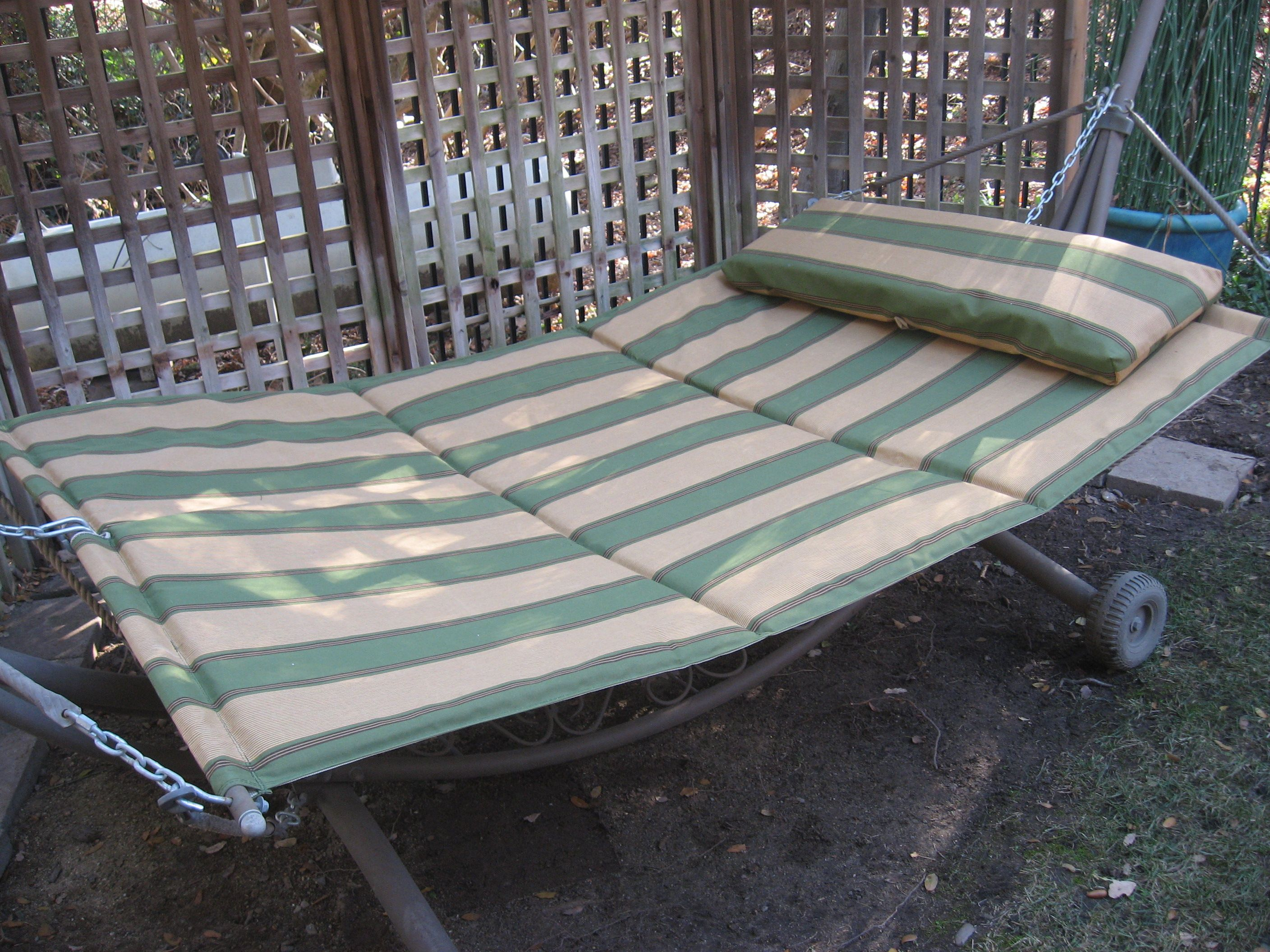 Find This Pin And More On Outdoor Patio Furniture Refurbishing By  Swingcushions. Replacement Cushion ...