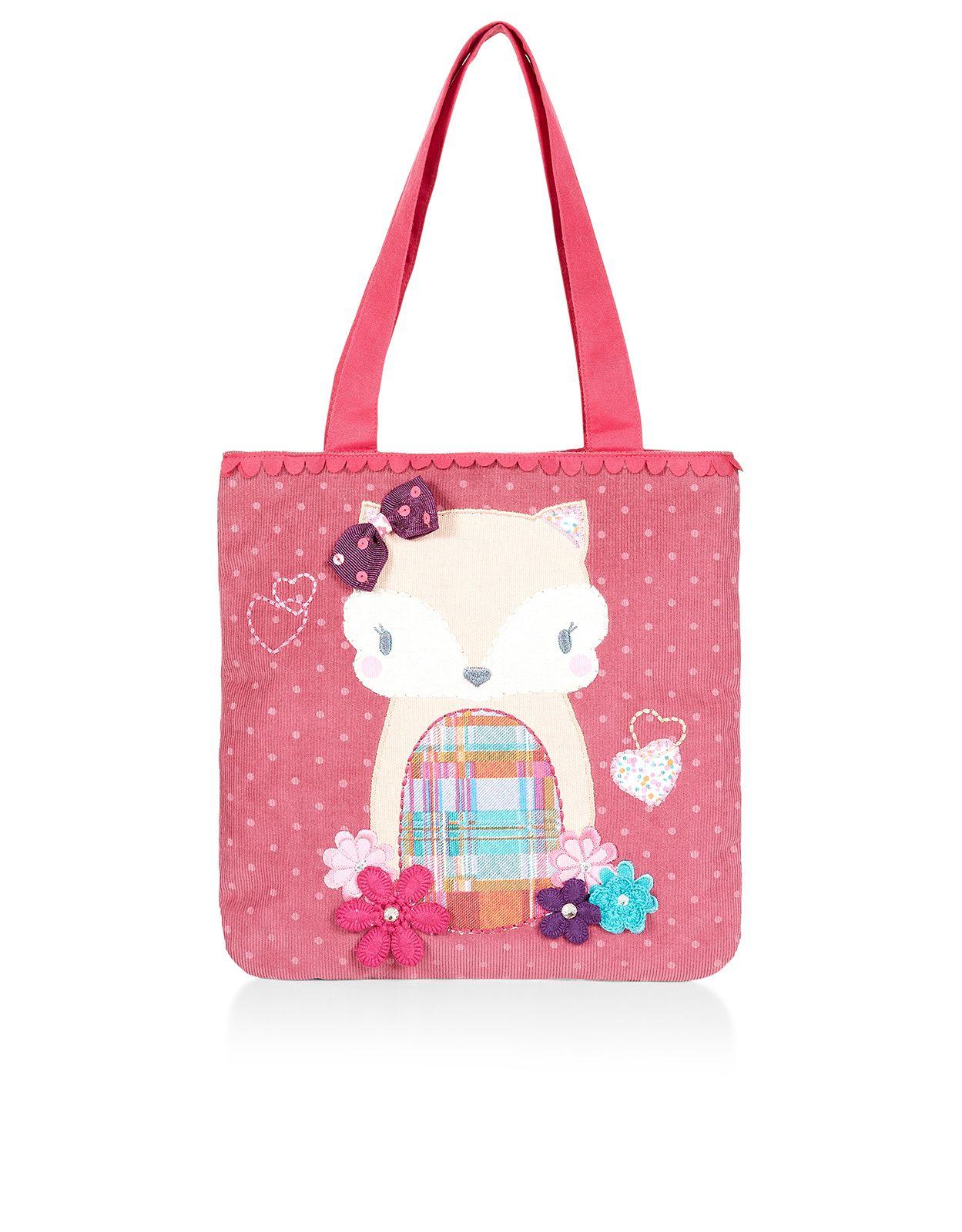 Fifi Fox Shopper Bag