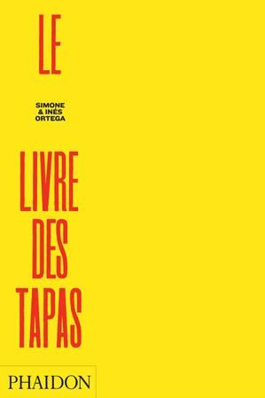 French edition of The Book of Tapas