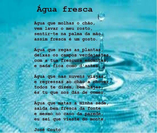 Poemas Poesia Agua Poema Poesia Poemas E Poesia