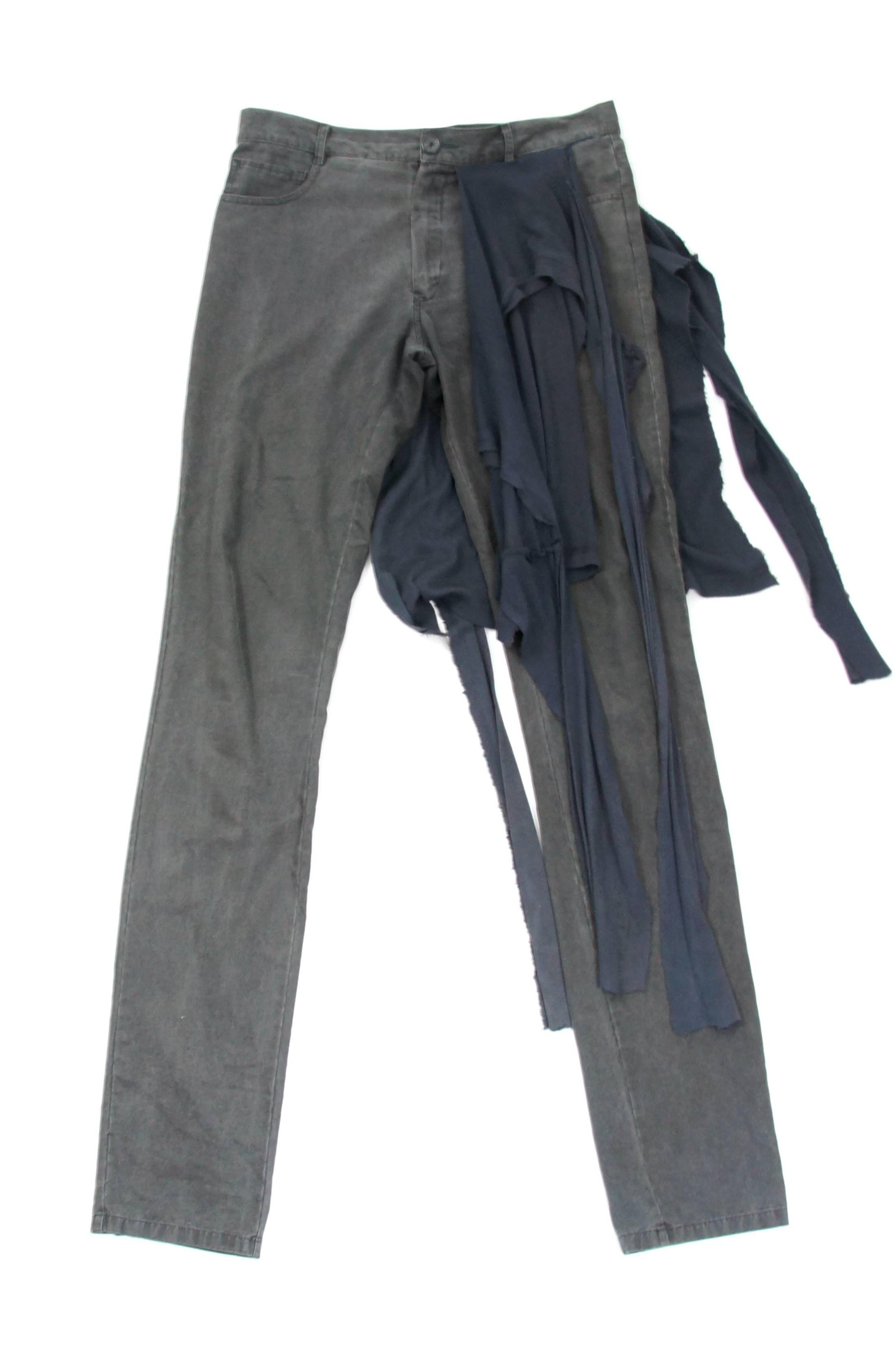 25144a0051 Raf Simons SS04 Zombie Pants