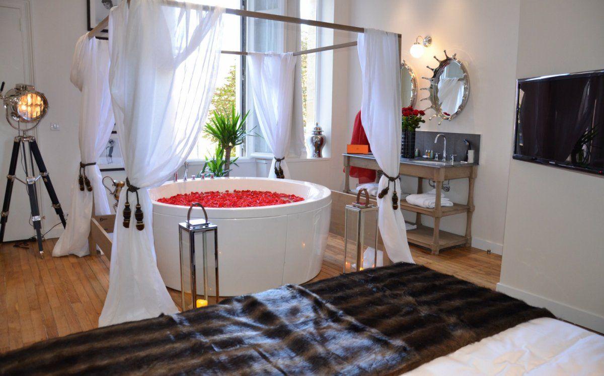 Le Boutique Hotel Bordeaux France Indoor Jacuzzi Luxury Rooms Boutique Hotel