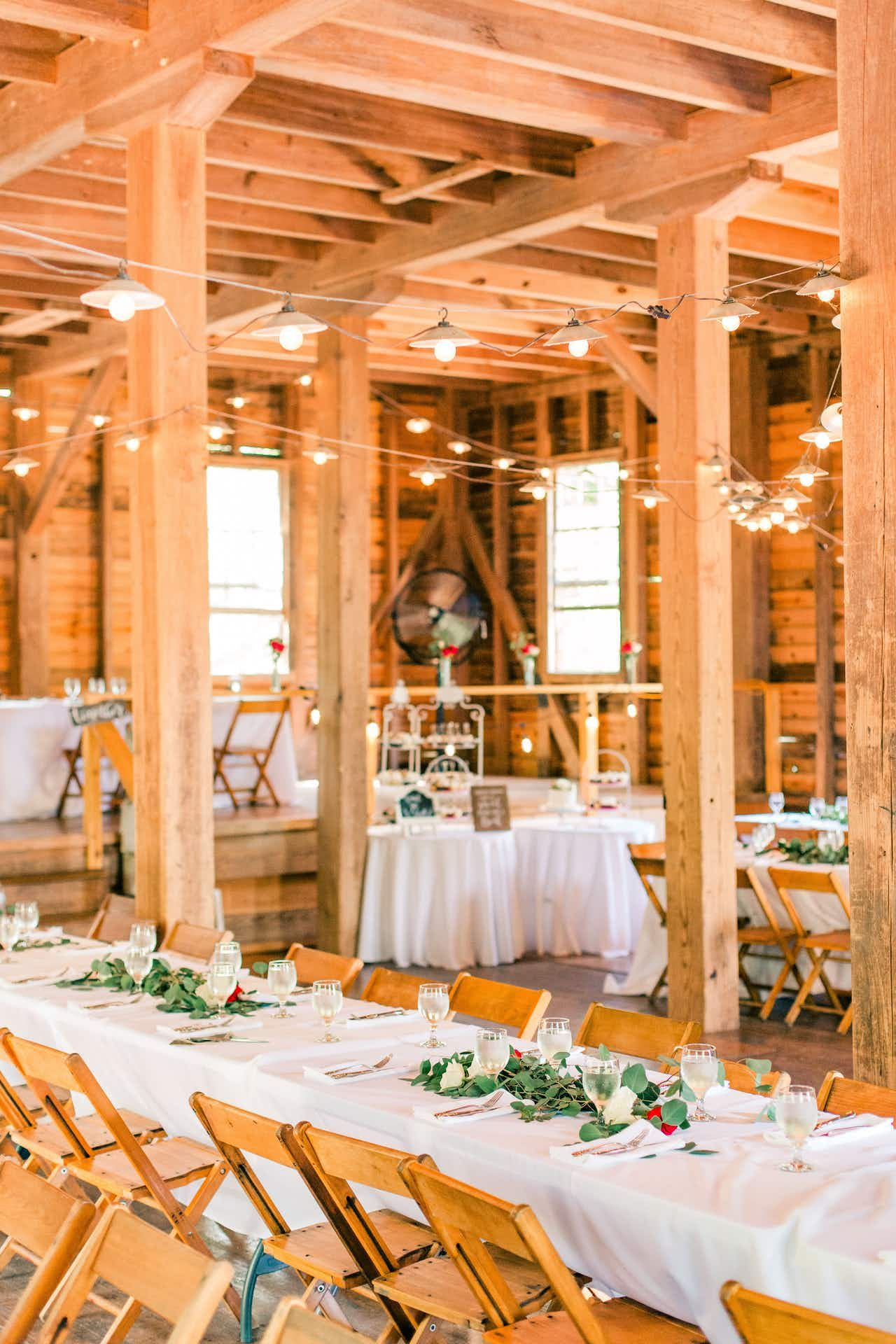 Bright + Colorful Wedding at Yarborough Mill