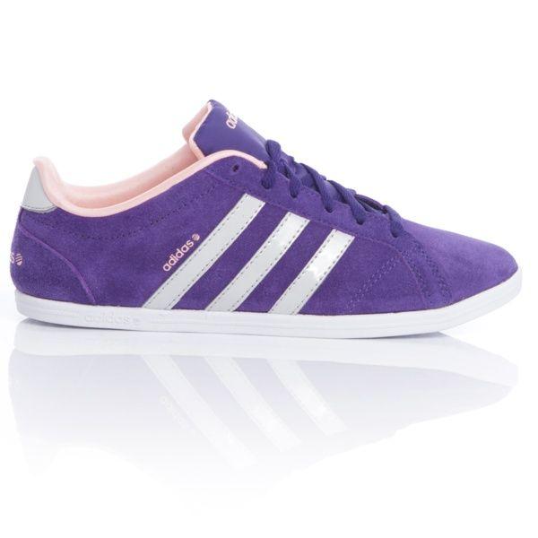 Grillo Frente a ti proteccion  Zapatilla Moda CONEO ADIDAS Lila Mujer | Zapatillas, Zapatillas deportivas,  Adidas