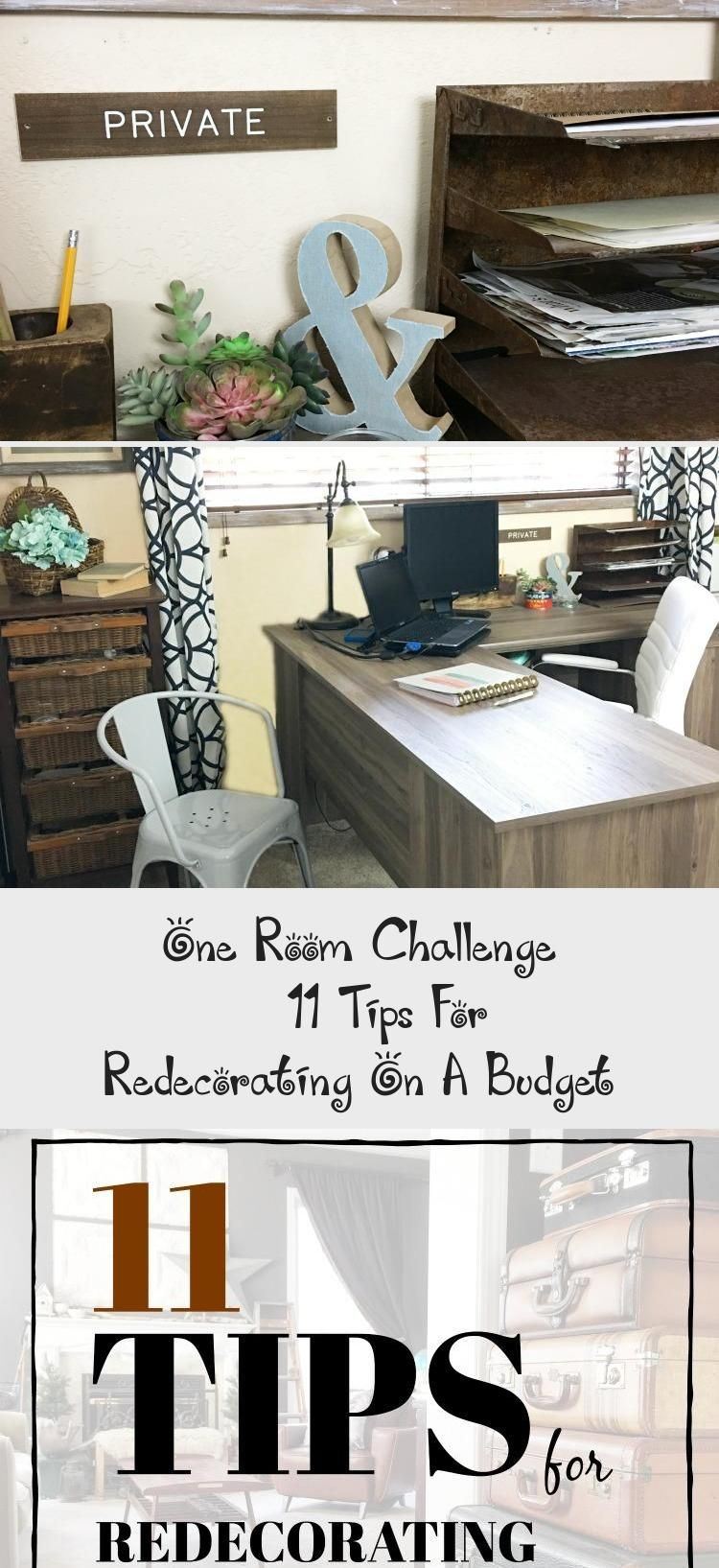 How to redecorate on a budget.  Here are some tips.  Find more on salvagesisterandmister.com #HomeDecorDIYVideosProjects #HomeDecorDIYVideosApartment #HomeDecorDIYVideosBedroom #HomeDecorDIYVideosCheap #HomeDecorDIYVideosOnABudget